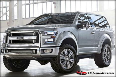 Ford Bronco In Car Reviews Scoop It