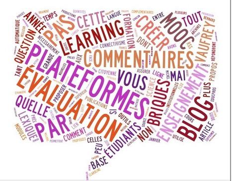 Le blog de Christine Vaufrey » Blog Archive » Plateformes e-learning : une question de lexique et de syntaxe   Pratiques pédagogiques dans l'enseignement supérieur   Scoop.it