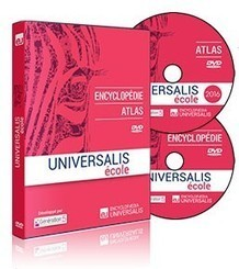 #ClasseTICE - Universalis Ecole, une encyclopédie adaptée aux élèves   TUICE_primaire_maternelle   Scoop.it