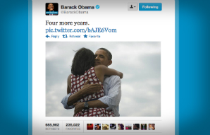 A Victorious Obama: President and Social Media Record-Breaker | Social Media Article Sharing | Scoop.it