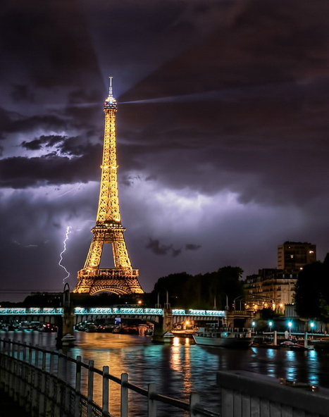 50 best lightning And Thunder Storm Photos Of 2012 | Kissmylilstar pictures i like.... | Scoop.it