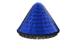 [innovation] Les cônes, panneaux solaires de demain ?  (+vidéo)   Le flux d'Infogreen.lu   Scoop.it