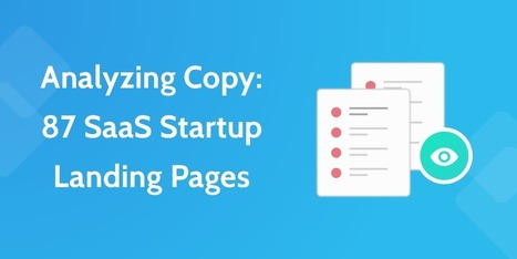 I Analyzed the Copy on 87 SaaS Startup Landing Pages — Here's What I Found   Process Street   CustDev: Customer Development, Startups, Metrics, Business Models   Scoop.it