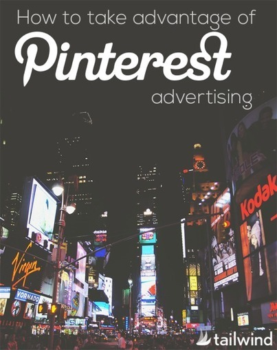 How To Take Advantage Of Pinterest Advertising   Pinterest Stats, Strategies + Tips   Scoop.it