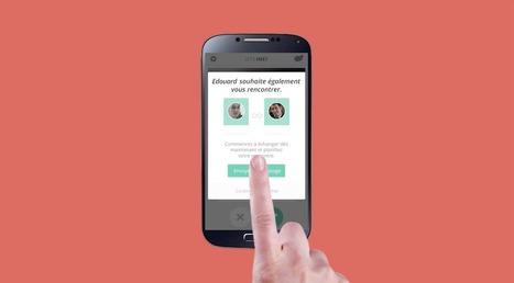 Viadeo lance Let's Meet, une application mobile pour optimiser les rencontres professionnelles - #rmsnews | Veille Réseaux sociaux | Scoop.it