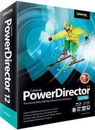 powerdirector 12 crack free download