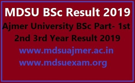 RBSE 8th Result 2019 Rajasthan Board Class 8th