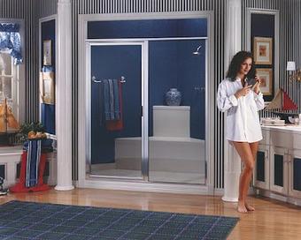 Shower Doors | Decorating Bathroom | Scoop.it