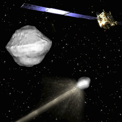 Asteroid deflection mission seeks innovative new ideas | Science Communication from mdashf | Scoop.it