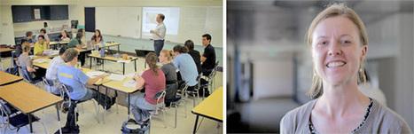 Training Teachers to Teach Critical Thinking | Teaching College | Scoop.it