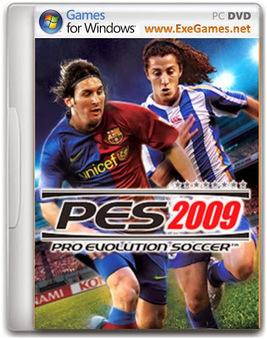 Pes 2009 (pro evolution soccer ) pc game free download.