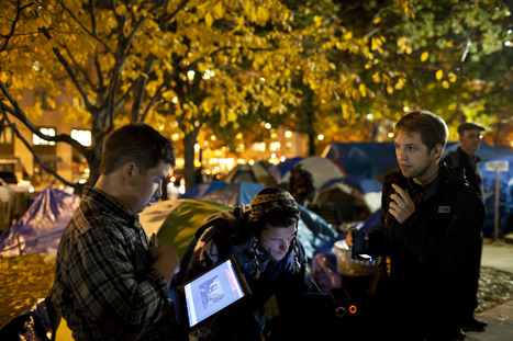 U.S.-Funded Internet Liberation Project Finds Perfect Test Site: Occupy D.C.   Democracy in Place and Space   Scoop.it