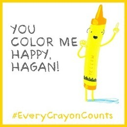 The Crayons Are Coming Home....And You Can Create Your Very Own Too! | Common Core ELA | Scoop.it
