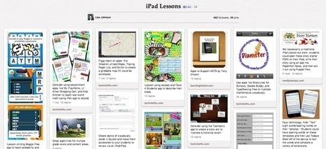 Apps in Education: Jackpot: iPad Lessons | iPads in school | Scoop.it