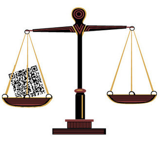Leading law firm to use QR codes from Vizibility as a way to connect with ... - QR Code Press | AniseSmith QR codes | Scoop.it