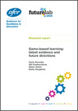 Game-based learning: latest evidence and future directions | Learning is Fun and Games | Scoop.it