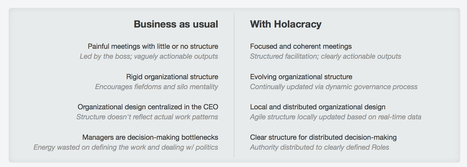 Holacracy Is Not The Answer To Your Employee Disengagement Issues | La brecha de la complejidad | Scoop.it