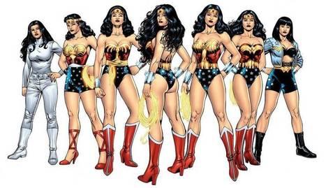 Wonder Woman, embajadora de Naciones Unidas | Genera Igualdad | Scoop.it