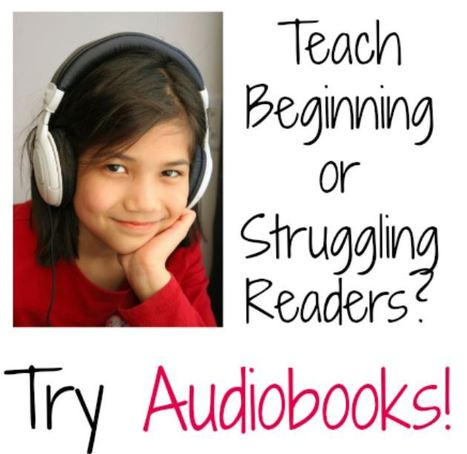 15 Great Audiobooks for Helping Kids Read Better ~ Educational Technology and Mobile Learning | School libraries | Scoop.it