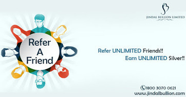 Jindal Bullion Limited : Earn Unlimited Silver By Refer and Earn | Coupons, deals & offers, free recharge, unlimited money tricks, loot deals etc. | Scoop.it