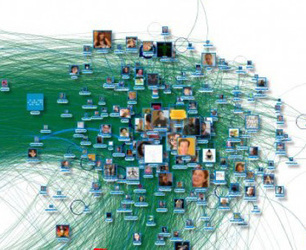 New Map of Twitterverse Finds 6 Types of Networks | Marketing and Technology | Scoop.it