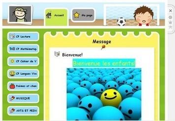 Scénario pédagogique : utiliser l'ENT e-primo (itslearning) en CP pour la lecture   ENT   Scoop.it