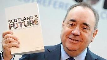 Scotland's government unveils rosy blueprint for independence | Referendum 2014 | Scoop.it