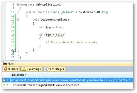 Why Many Developers Hate ASP.NET… and Why They're Wrong | Nettuts+ | .NET coding | Scoop.it