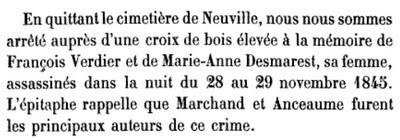 Oh mes Aieux...: L'affaire des époux VERDIER 2/2   GenealoNet   Scoop.it