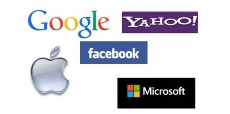 Pourquoi Google, Apple, Yahoo! et Facebook ont soif d'acquisitions | New technologies & social networks | Scoop.it