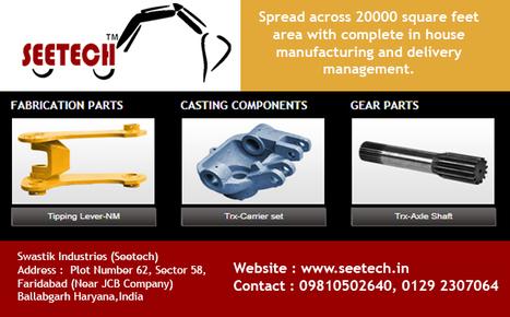 JCB Spare Parts   Scoop it