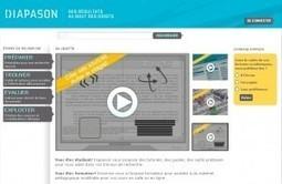 Diapason : des ressources éducatives libres pour une communauté d'apprentissage | TICE & FLE | Scoop.it