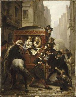 14 mai 1610 - Ravaillac assassine Henri IV | Rhit Genealogie | Scoop.it
