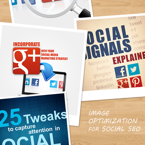 4 Tips To Optimize Images To Boost Your Social SEO | Visual Content Strategy | Scoop.it