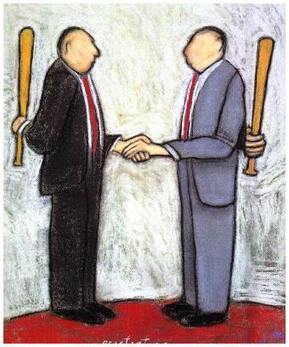 The last damn thing you'll ever need to read about influence, persuasion and negotiation: - Barking up the wrong tree | Business Momentum | Scoop.it