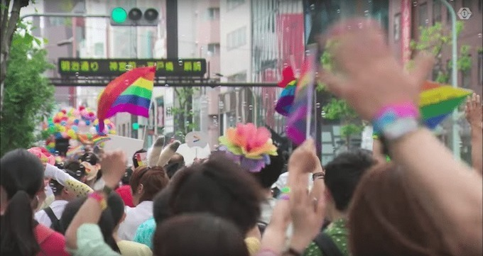 Touching Commercials Reveal What It's Like Living in Japan as an LGBT Person