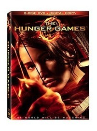 "Hunger Games Lessons: ""The Hunger Games"" DVD Release August 18th - With Classroom Connections 