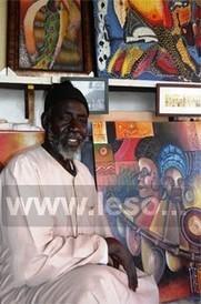 Une collection de 10.000 œuvres d'art : A la découverte du trésor extraordinaire de Touba Sène | Actions Panafricaines | Scoop.it