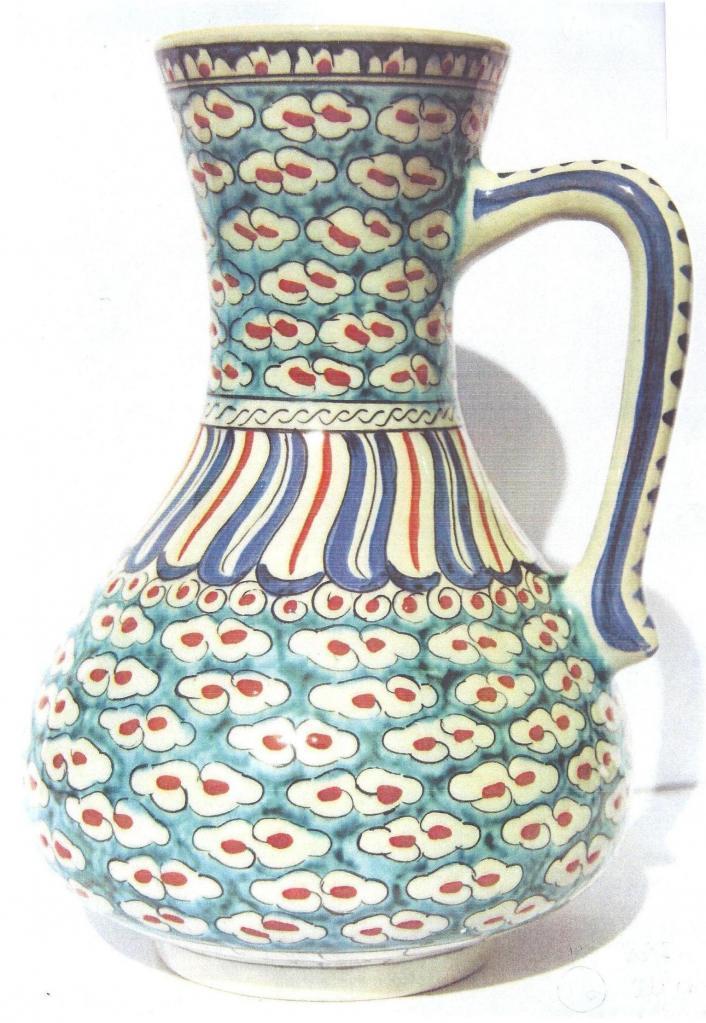 The Iznik Vases Turkish Ceramics Scoop