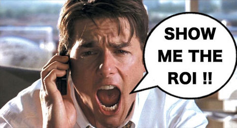 26 reasons companies can't figure out ROI | Integrated Brand Communications | Scoop.it