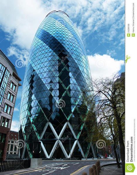 Gherkin, Londres | Histoire des arts à Orlinde | Scoop.it