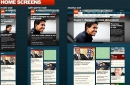 CNN Aims To Get More Social With Redesigned Site - Lost Remote | SocialTVNews | Scoop.it