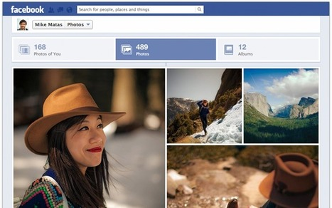 Facebook Upgrades Photo Viewing, Sharing | Marketing, Advertising & Social | Scoop.it