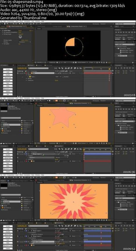 Tuts – Introduction to Motion Graphics (2012) | freedownloadplanet.net | Digitized media | Scoop.it