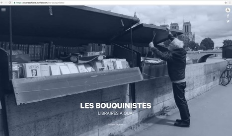 LES BOUQUINISTES | Remue-méninges FLE | Scoop.it