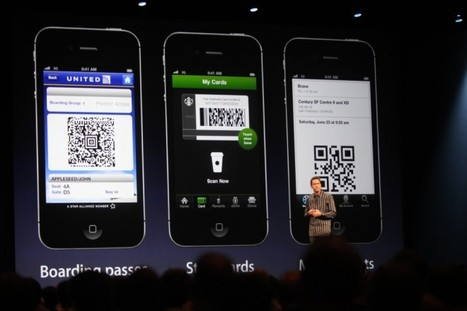 How NFC Could Pair With iOS 6 Passbook for E-Wallet Matrimony | Mobile (Post-PC) in Higher Education | Scoop.it