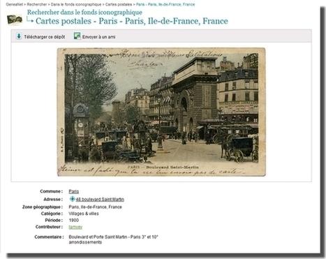 90 000 cartes postales anciennes en accès libre sur GeneaNet ! - Le Blog Généalogie - Toute l'actualité de la généalogie - GeneaNet | Histoire Familiale | Scoop.it