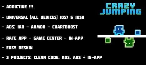 Buy Jumping Full Games For iOS | Chupamobile.com | Mobile App Development | Scoop.it