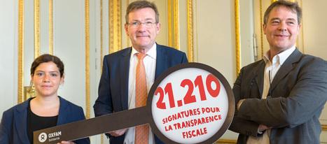 21.210 Belges veulent mettre fin aux paradis fiscaux | Oxfam-Solidarité | Un peu de tout et de rien ... | Scoop.it