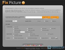 Fix Picture : un bon outil en ligne pour convertir et redimensionner facilement ses images   netnavig   Scoop.it